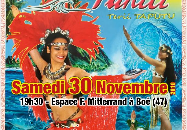 Soirée Tahitienne 2019